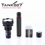 Svítilna Tank007 TC60 U2 / Studená bílá / 1000lm (2h) / 500m / 4 režimů / IPx8 / 2x18650 Li-Ion / 347gr