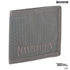 Peněženka Maxpedition Bi-Fold Wallet (BFW) / 10x11 cm Grey