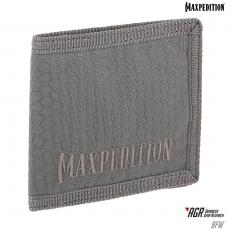 Peněženka Maxpedition Bi-Fold Wallet / 10x11 cm Grey