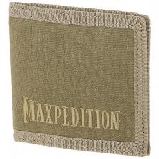 Peněženka Maxpedition Bi-Fold Wallet / 10x11 cm Tan