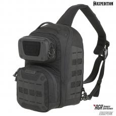 Batoh přes rameno Maxpedition EDGEPEAK / 15L / 28x23x38 cm Black
