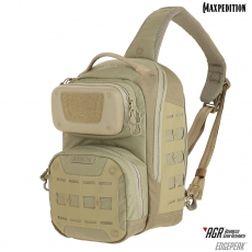 Batoh přes rameno Maxpedition EDGEPEAK / 15L / 28x23x38 cm Tan