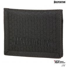 Peněženka Maxpedition Low Profile Wallet / 11x8 cm Black