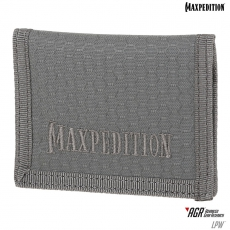 Peněženka Maxpedition Low Profile Wallet (LPW) / 11x8 cm Grey