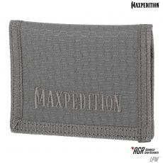 Peněženka Maxpedition Low Profile Wallet / 11x8 cm Grey