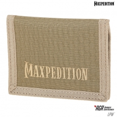 Peněženka Maxpedition Low Profile Wallet (LPW) / 11x8 cm Tan