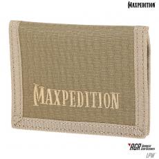 Peněženka Maxpedition Low Profile Wallet / 11x8 cm Tan