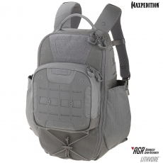 Batoh Maxpedition LITHVORE / 17L / 42x23x43 cm Grey