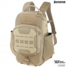Batoh Maxpedition LITHVORE / 17L / 42x23x43 cm Tan