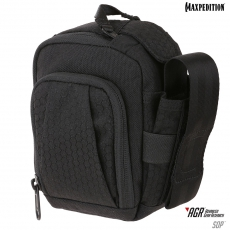 Brašna Maxpedition Side Opening Pouch / 13x15 cm Black