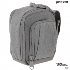 Brašna Maxpedition Side Opening Pouch / 13x15 cm Grey