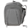 Pouzdro Maxpedition Side Opening Pouch (SOP) AGR / 13x15 cm Black