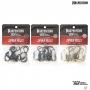 Zip vytahuj Maxpedition Positive Grip Zipper Pulls (Large) (6 ks.) (PZLTAN)
