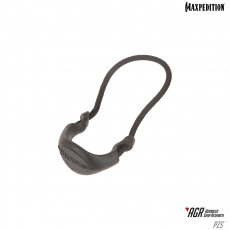 Zip vytahuj maly Maxpedition Positive Grip Zipper Pulls (Small) (6 ks.) (PZSBLK)