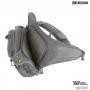 Brašna přes rameno Maxpedition WOLFSPUR (WLF) / 11L / 33x28x18 cm Black