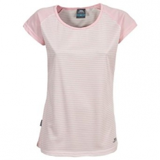 Dámské sportovní tričko Trespass Lolita Cotton Candy Stripe