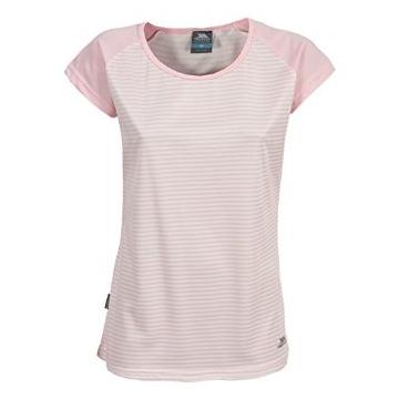 Likvidace skladu! Dámské sportovní tričko Trespass Lolita Cotton Candy Stripe S