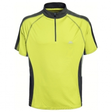 Pánské sportovní tričko Trespass Grenada Hi Vis Yellow