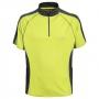 Likvidace skladu! Pánské sportovní tričko Trespass Grenada Hi Vis Yellow L