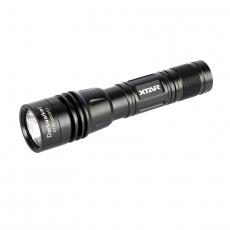 Svítilna XTAR DARKWALKER RC1 V6 USB / Studená bílá / 800lm (1.6h) / 235m / 4 režimů /