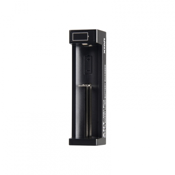 Nabíječka USB XTAR MC1 Plus pro 3.6 / 3.7 Li-ion / IMR / INR / ICR: 18650, 10440, 14500, 14650, 16340, 17335, 17500, 17670, 18350, 18490, 18500, 18700, 22650, 25500, 26650
