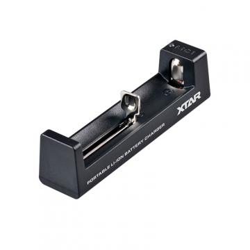 Nabíječka USB XTAR MC1 pro 3.6 / 3.7 Li-ion / IMR / INR / ICR: 18650, 10440, 14500, 14650, 16340, 17335, 17500, 17670, 18350, 18490, 18500, 18700, 22650, 25500, 26650