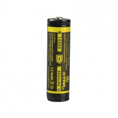 XTAR 14500 800mAh Dobíjecí, chráněné baterie