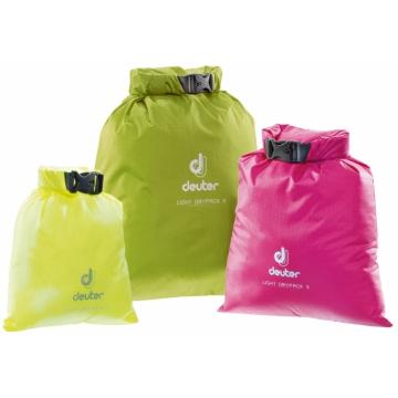 Vodotěsne sáčk Deuter Light Drypack 3