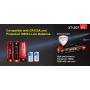 Svítilna Klarus XT12GT / Studená bílá / 1600lm (1.2h) / 603m / 5 režimů / IPx8 / včetně 18650 Li-Ion / 159gr