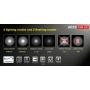 Svítilna Klarus AR10 Magnet USB / Studená bílá / 1080lm / 153m / 6 režimů / IPx8 / 18650 Li-Ion / 93gr