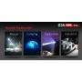 Svítilna Klarus G35 / Studená bílá / 2000lm (3h) / 1000m / 6 režimů / IPx8 / 3x18650 Li-Ion / 371gr