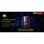 Svítilna Klarus ST15 / Studená bílá / 1100lm (1h40min) / 305m / 6 režimů / IPx8 / 18650 Li-Ion / 110gr