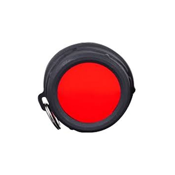 Klarus Červený silikonový filtr FT11-Red 35mm pro  XT10/XT11/XT12/XTQ1/ XT11S/XT11GT/RS11