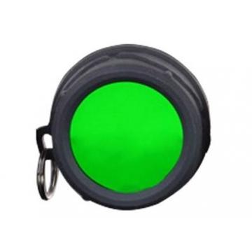 Klarus Zelený silikonový filtr FT11-Green 35mm pro XT10/XT11/XT12/XTQ1/XT11S/XT11GT/RS11