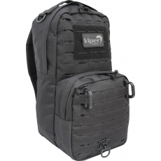 Batoh Viper Tactical Lazer 24 Hour Pack (VLBAG24HR) / 22L / 19x20x43cm Black