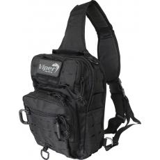 Batoh přes rameno Viper Tactical Lazer Shoulder Pack / 10L / 31 x 20 x 16 cm Black