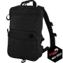 Batoh Viper Tactical Raptor Pack / 4-14L / 34x24x22cm Black
