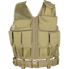 Vesta pro zvláštní složky Viper Tactical L/A Special Forces Vest (VVESLA) Coyote