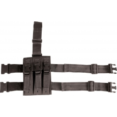 Stehenní sumka na MP5 Viper Tactical MP5 Drop Leg Mag Pouch Black