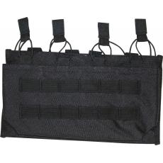 Sumka na čtyři zásobníky Viper Tactical Quad Mag Sleeve / 30x16x4.5cm Black