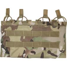 Sumka na čtyři zásobníky Viper Tactical Quad Mag Sleeve / 30x16x4.5cm VCAM
