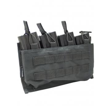 Sumka na čtyři zásobníky M4 Viper Tactical Quad Mag Sleeve / 30x16x4.5cm Black