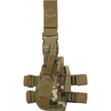 Taktické stehenní pouzdro Viper Tactical Tactical Leg Holster Multicam