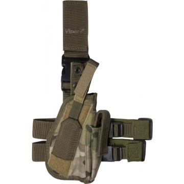 Taktické stehenní pouzdro Viper Tactical Tactical Leg Holster VCAM