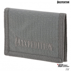 Skládací peněženka TFW AGR / 11x9 cm Grey