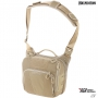 Brašna Maxpedition Lochspyr Crossbody Shoulder Bag (LCR) / 5.5L / 23x28x15 cm Tan