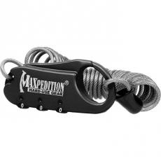 Zámek s kombinací Maxpedition Lock (CABLOCB)