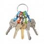 Kroužek na klíče Nite Ize KEYRING LOCKER S-BINER