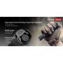 Svítilna Klarus XT2CR USB / Studená bílá / 1600lm (1.2h) / 240m / 6 režimů / IPx8 / včetně 18650 Li-Ion / 88gr