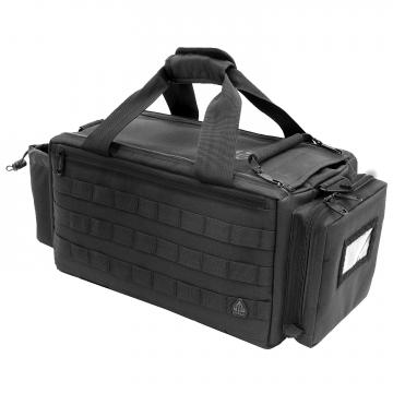 Přepravní taška na zbraň a zásobníky PVC-P768 UTG-Leapers All-in-1 Range Bag / 58x20x40cm Black